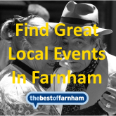 Your guide to things to do in Farnham – 15th March to 28th March