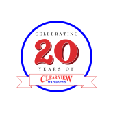 16th March 2019 marks 20 years for Clearview Windows Ltd