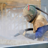 How to Design and Build a Sandblasting Room