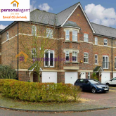 Letting of the Week – 4 Bedroom Town House – Livingstone Park - #Epsom #Surrey @PersonalAgentUK