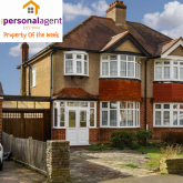 Property of the Week – Three Bedroom Semi Detached House – Seaforth Gardens - #Stoneleigh #Surrey @PersonalAgentUK