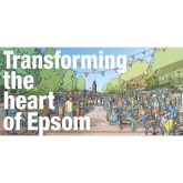 Transforming the heart of #Epsom