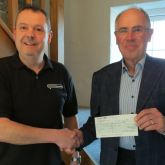 THE GUERNSEY SOCIETY FOR CANCER RELIEF RECEIVE DONATION FROM THEBESTOF GUERNSEY