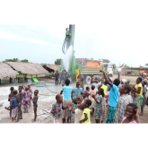 HOMEBUILDER HELPS BRING CLEAN WATER TO COMMUNITY IN TOGO
