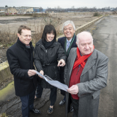 Derelict Land Around Walsall Brought  Back To Life In Multi-Million Pound Deal