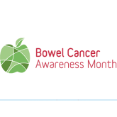 Monday 1st April sees the Start of Bowel Cancer Awareness Month,