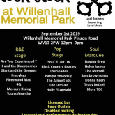 Save the date - Willenhall Lock Stock