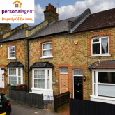 Property of the Week – Two Bedroom Terraced House – Warwick Road - #Sutton #Surrey @PersonalAgentUK