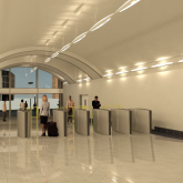 Plans submitted for third entrance at Snow Hill Railway Station