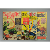 Marvel comics sell for £15,200 by local Lichfield Auctioneer.