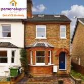 Letting of the Week – 3 Bedroom Semi Detached House – Wyeths Road - #Epsom #Surrey @PersonalAgentUK