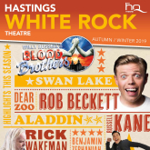 What's in store at the White Rock Theatre?