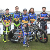 Eastbourne Speedway race on Saturday night