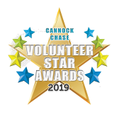 The Volunteer Star Awards for Cannock Chase