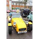 Car Show Supports Phyllis Tuckwell Hospice Care