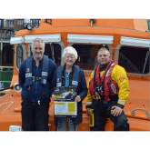 Swim your favourite coastline for the RNLI Mayday campaign