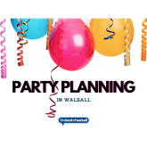 Planning a party in Walsall?