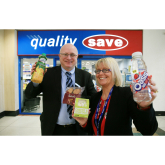 DISCOUNT STORE QUALITY SAVE EXPANDS STAFF TO 40 AFTER REFURBISHMENT TO CATER FOR LUNCH TIME TRADE AT STRETFORD MALL