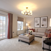 SHOW HOMES NOW ON PARADE AT ST JOHN'S MEWS