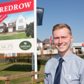 A REDROW HOME IS WHERE TOM'S HEART IS