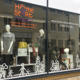 intu Watford helps HomeStart with charity shop revamp!