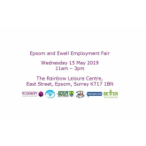 COMMUNITY EVENT TO PROMOTE LOCAL EMPLOYMENT, TRAINING AND ECONOMY in #Epsom  @RoseberyHousing