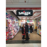 Choose Kindness for The Rainbow Trust with Smiggle at The Ashley Centre #Epsom  @RainbowTrustCC @Smiggle_ @Ashley_Centre