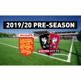 City to face Jersey in 2019/20 pre-season friendly
