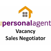 Vacancy for a Sales Negotiator with The Personal Agent in #Ewell @PersonalAgentUK
