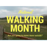 May 1st Sees the Start of National Walking Month 2019