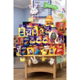 They cracked it! Stroud care home hosts special Easter raffle