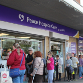Peace Hospice Care Charity Shop Re-opens in Borehamwood