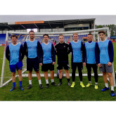Salop Leisure win charity football tournament at Shrewsbury Town's Montgomery Waters Meadow