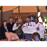 Butchers at Darts Farm sausage recipe comp winner announced