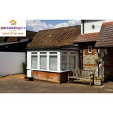 Letting of the week – Newly refurbed 2 bed flat in #Tadworth (utility bills inc) Avail end of May with @PersonalAgentUK