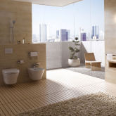 CHANNEL ISLAND CERAMICS STOCKS BRAND NAMED NUMBER ONE GLOBALLY IN SHOWER TOILET MARKET