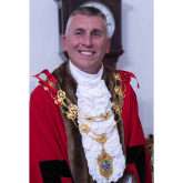 New Mayor of Epsom and Ewell is Councillor John Beckett @EpsomEwellBC