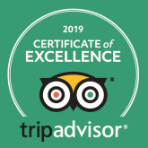 The Sheldon B&B Earns 2019 TripAdvisor Certificate of Excellence