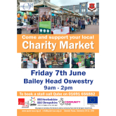 Get on down to the Charity Market!