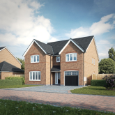 FINAL HOME LEFT AT PRESTIGIOUS CHESHIRE DEVELOPMENT