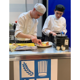 Richmond upon Thames College Catering Students Continue to Win Gold