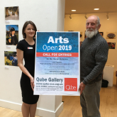 'Final call' for art entries to popular Qube exhibition