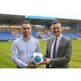 Salop Leisure agrees new two-year deal to extend stand sponsorship at Shrewsbury Town Football Club