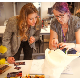 MILLINERY AT KENSINGTON AND CHELSEA COLLEGE CONTINUES TO MAKE MOVES IN THE INDUSTRY