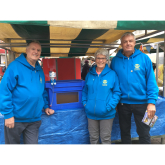 Oswestry Charity Market a Great Success Despite Weather