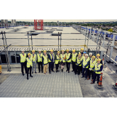 Richmond upon Thames College Celebrates New Building with Topping Out Ceremony