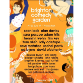 Brighton's Brand New Comedy Garden Is Next Week!