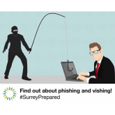 Phishing and vishing – how can you protect your business?