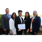 Best Learner Award for Richmond upon Thames College Student Ian Canlas