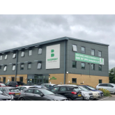 Offices available for immediate occupation at Basepoint Exeter